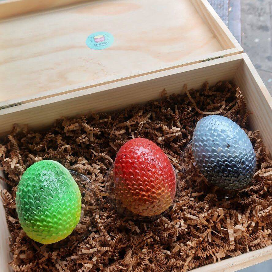 Novi slastičarski hit: Zmajska jaja kakva bi pojela i Daenerys