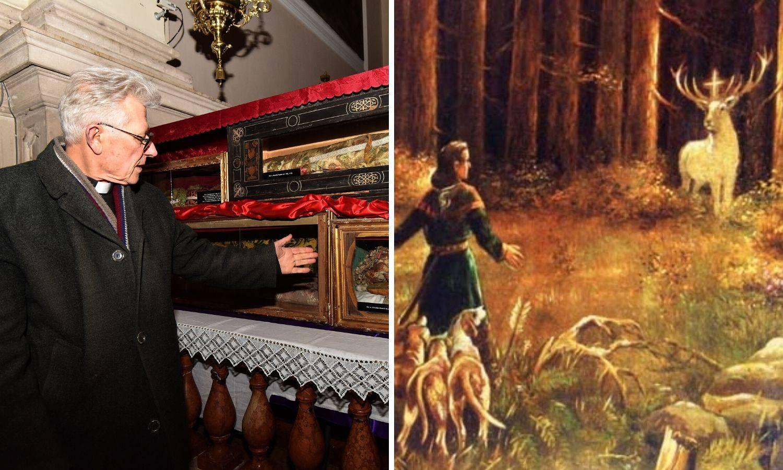 Senzacija iz Vodnjana: Nađenu lubanju sveca štuju svi lovci...