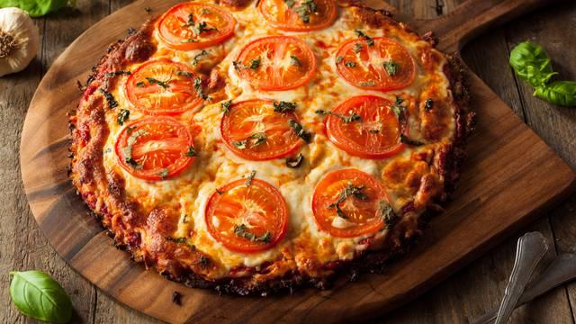 Pizza s 'tijestom' od cvjetače pomaže vam izgubiti višak kila