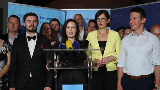 Orešković o Zurovcu: 'Koalicija nije u problemu, osnovale smo i prvi ženski Klub u Saboru'