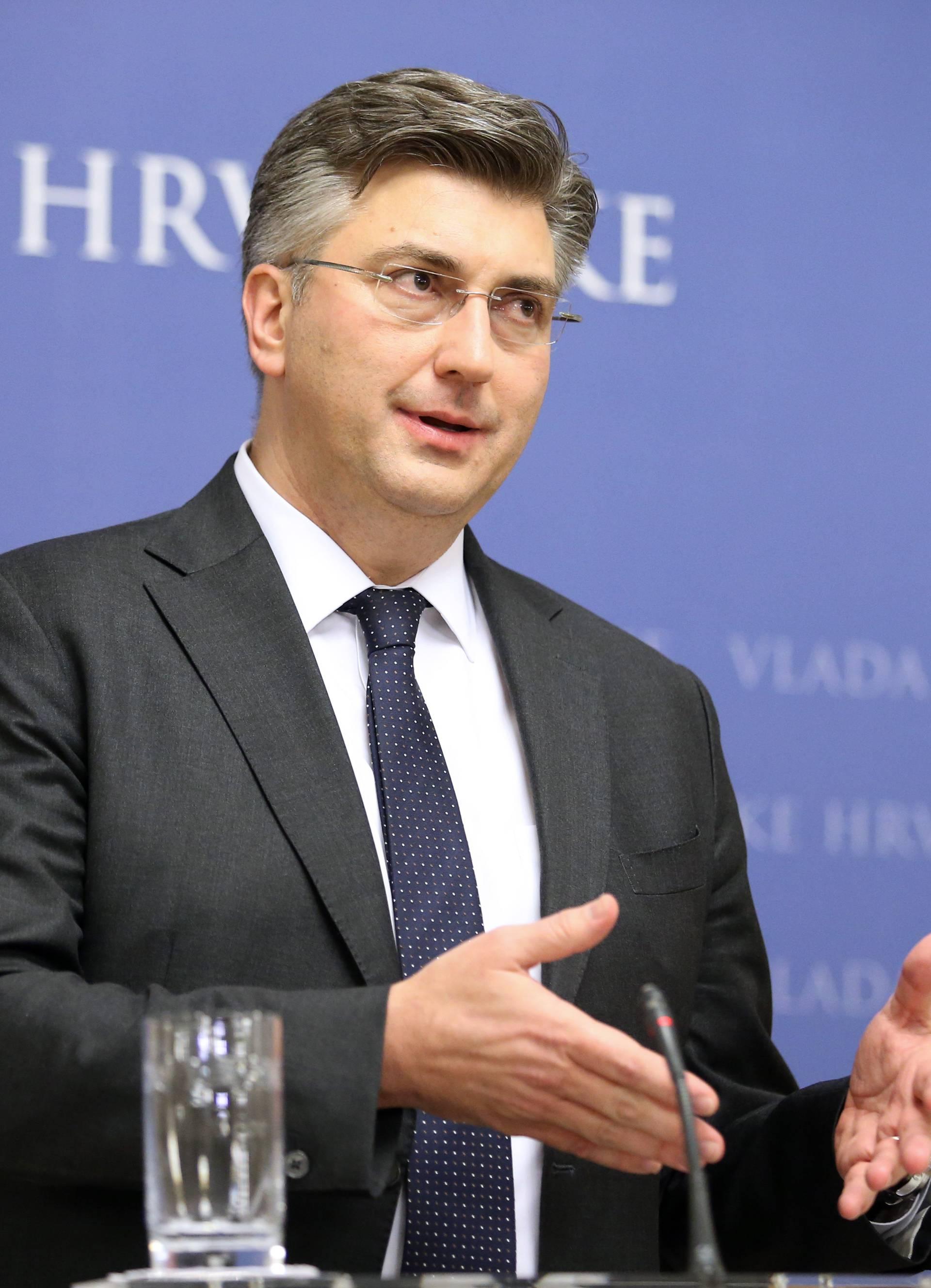 Plenković: Ramljak ostaje dok ne imenujemo novu upravu