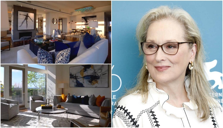 Merly Streep prodaje raskošan stan, traži 122 milijuna kuna...