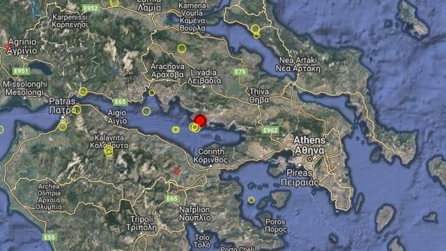Potres pogodio Grčku: 'Bilo je prilično snažno! Probudilo me'