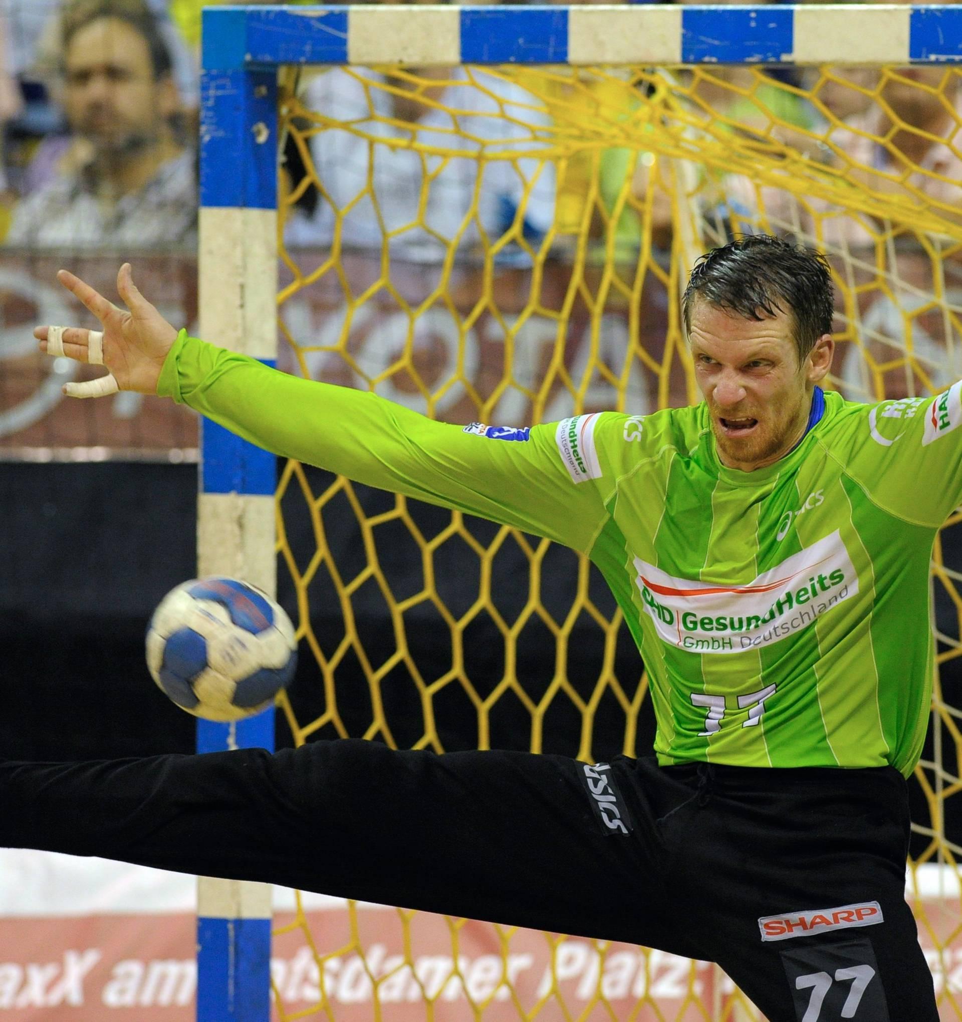 Handball - Fuechse Berlin vs. HSV Hamburg 26:25