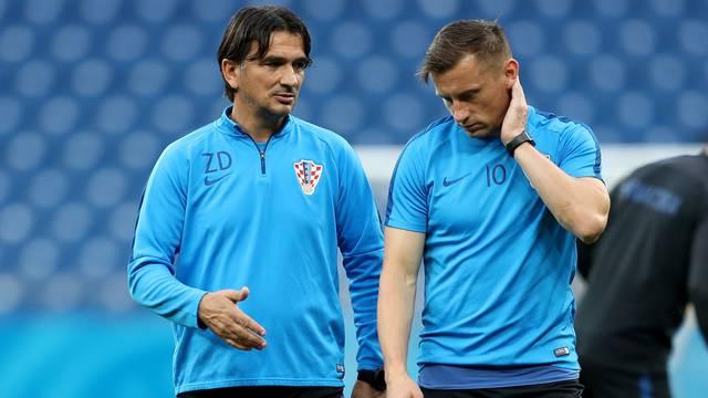 Ivica Olić večeras leti za Moskvu i sutra potpisuje ugovor s CSKA