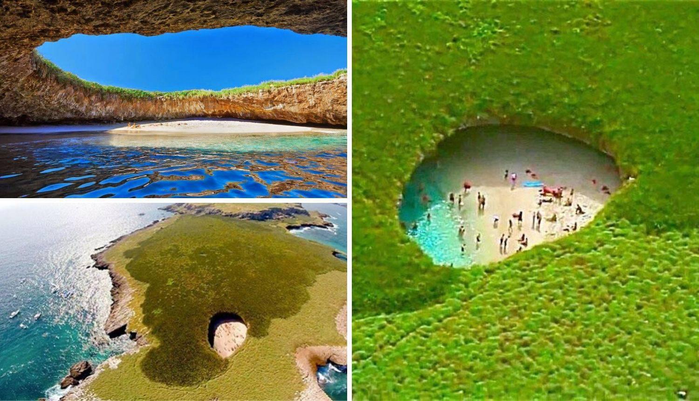 Impresivna 'ljubavna' plaža san je svakog ljubitelja mora i sunca