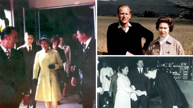 Kraljicu i Filipa na Čilipima je dočekao prazan autobus. Princ odlučio: 'Ja ga vozim do grada!'