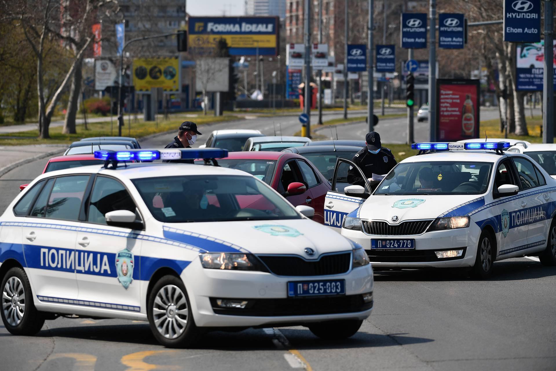 Prometna u Beogradu: Dvoje poginulih i osmero ozlijeđenih, među njima i dvogodišnje dijete