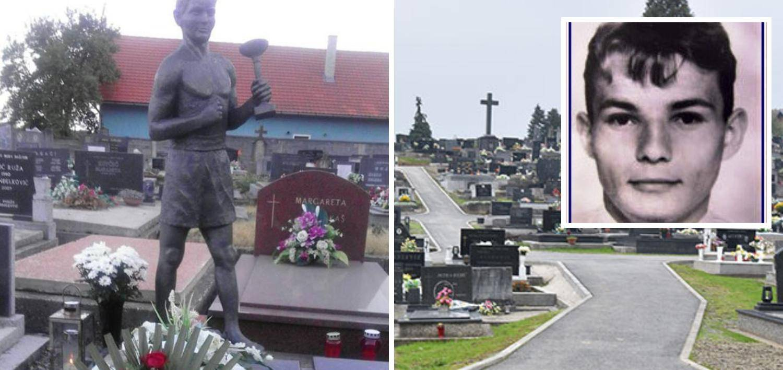 'Ukrali su kip s bratova groba, a on je dao život za Hrvatsku'