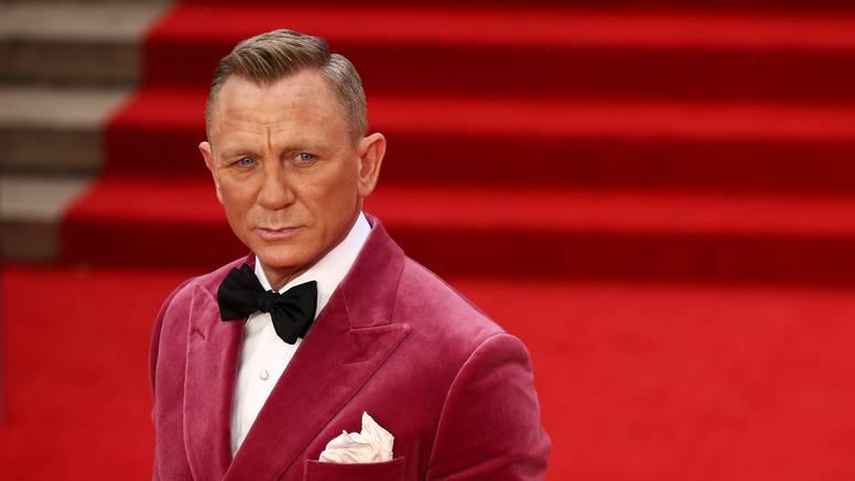 Daniel Craig dobit će zvijezdu na Stazi slavnih u Hollywoodu!