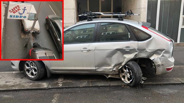 Slupao pet auta u Zagrebu i pobjegao, vlasnici ga traže