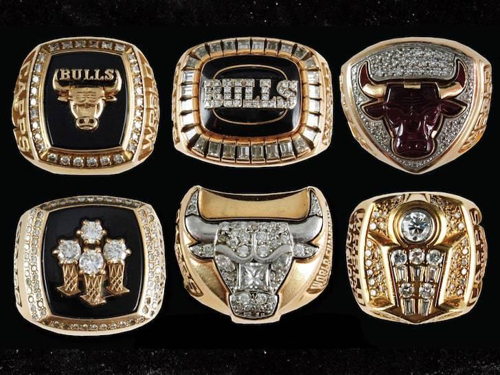 Imate viška novca? Prodaju se prstenovi Jordanovih Bullsa...