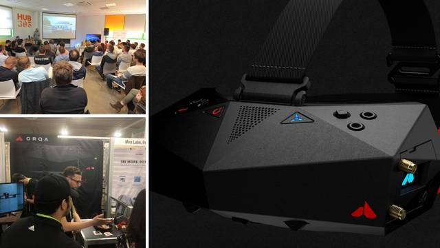 Hrvatske VR naočale na CES-u privukle i divove iz Pentagona
