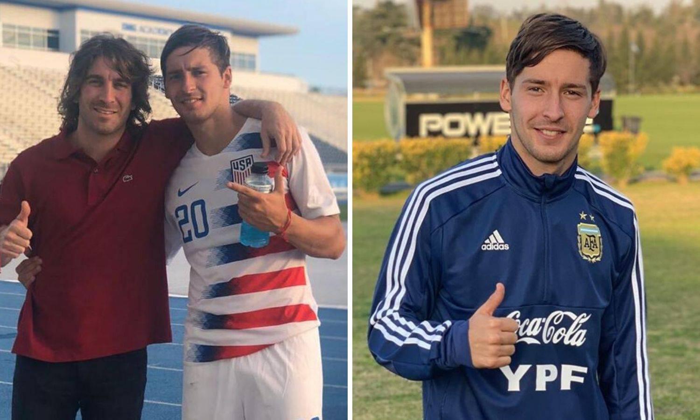 Igrao za Argentinu i SAD, sad blizu Hrvatske! 'Šuker je zvao'