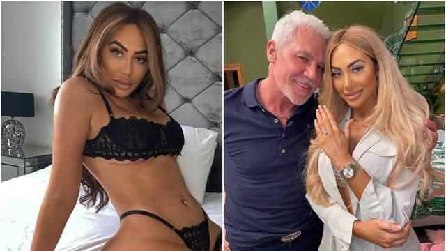 Reality zvijezda (25) se zaručila za bogataša (58), fanovi su ih optužili da lažu: 'Niste ni u vezi'