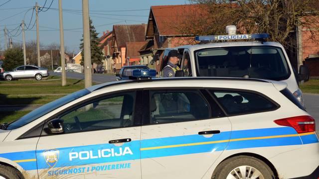 Pozega - U prometnoj nesreci u Zagradju automobil naletio na petogodisnju djevojcicu