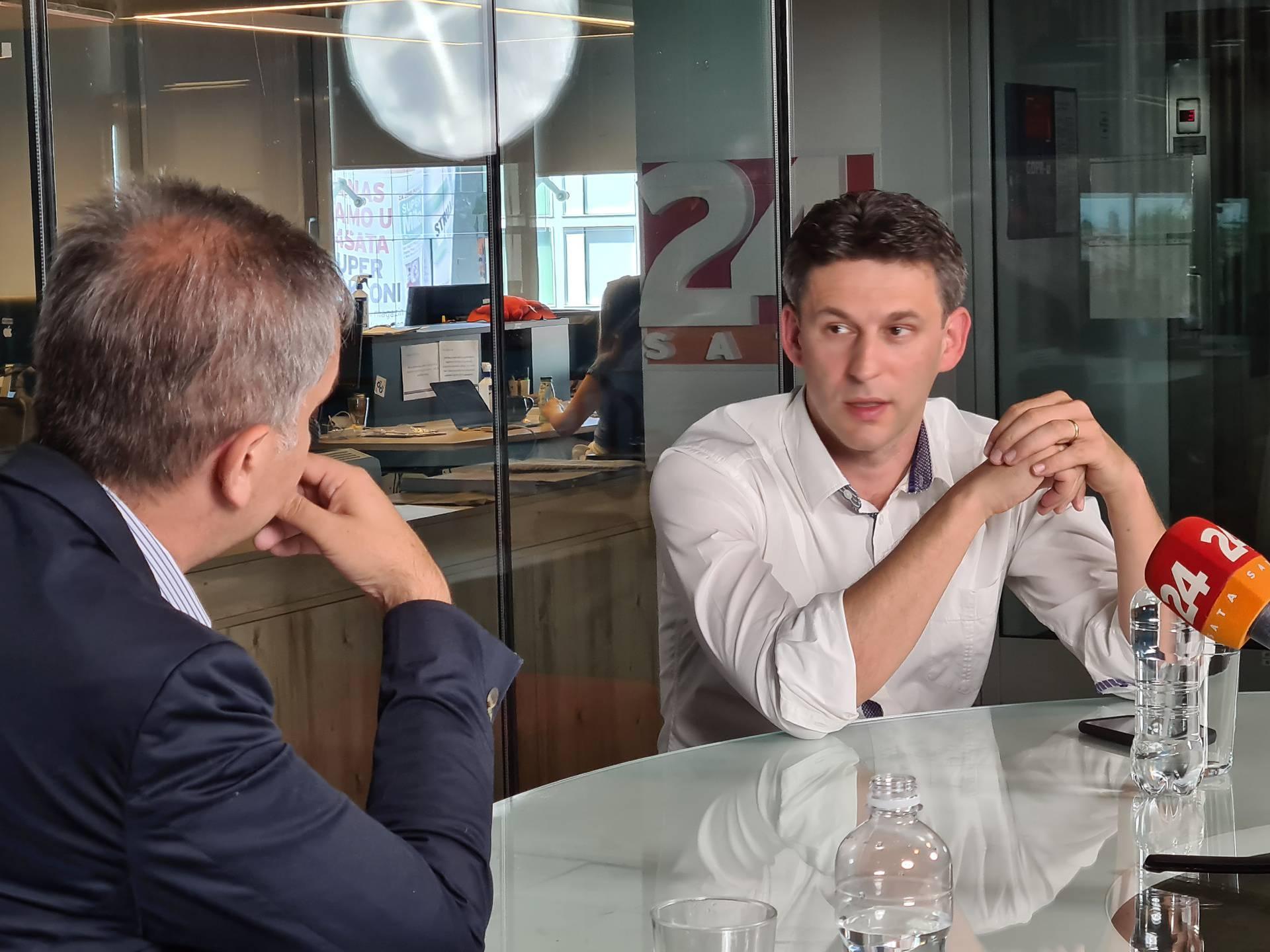Petrov: 'Onu koaliciju s HDZ-om bih danas drukčije napravio'