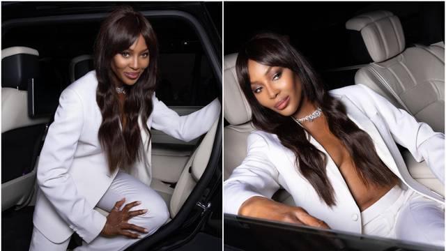 Naomi nakon pola godine izašla u javnost pa zagolicala maštu