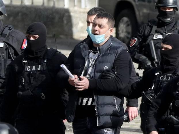U Srbiji uhićen Velja Nevolja, vođa navijača i član zloglasne kriminalne grupe