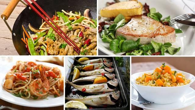10 ideja za laganu ljetnu večeru - od ribe i povrća do rižota i juha