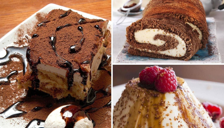 Tiramisu na tri načina: Rolada, sa malinama i kao prefina torta