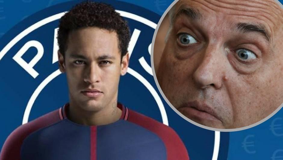 Šef La Lige koji navija za Real zaustavit će transfer Neymara