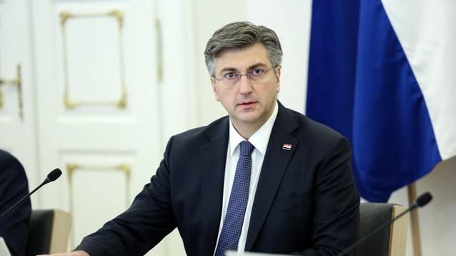 Plenković nakon pada GUP-a ne očekuje Bandićevu odmazdu