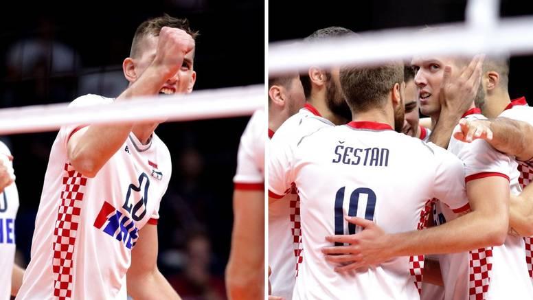Kakav triler, kakav preokret: Hrvati dobili crveni, spasili meč-lopte i slavili nakon 16 godina!