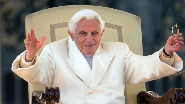Pope Benedict XVI - Last general audience