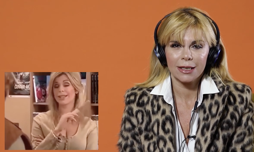 Mila nakon 15 godina gledala Irenu Grobnik: 'Nas dvije smo slične po tome što smo naivne'