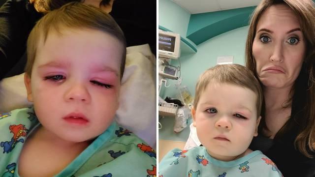 Sin joj umalo oslijepio: Mama upozorila na opasnost prljavih igrački koje se koriste u kadi