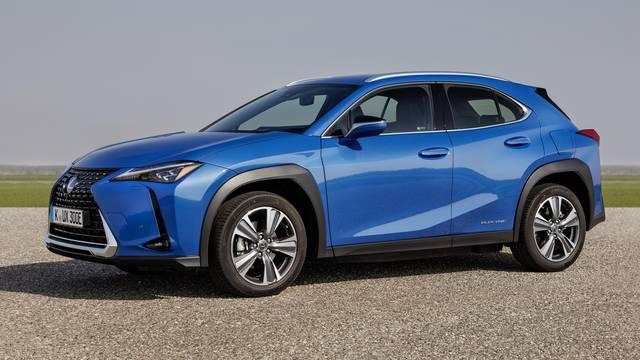 Električni Lexus s jamstvom na bateriju do milijun kilometara