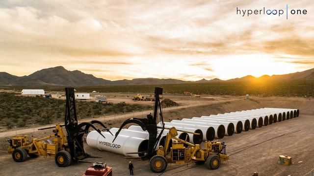 Prijevoz budućnosti na velikom testu: Kako radi Hyperloop?