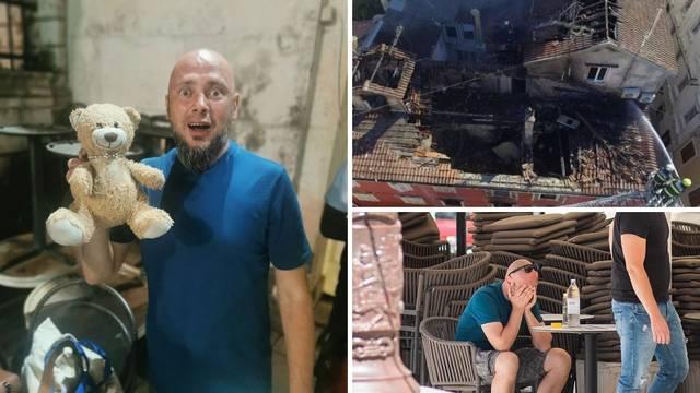 Voditelj kojem je izgorio stan u Zadru: Na putu smo u rodilište, sin će nam se zvati Emanuel