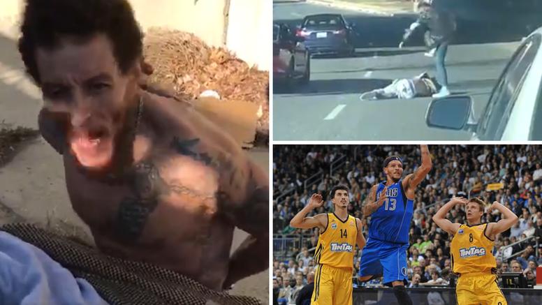 Kakva tuga... Nekad u NBA, a sad pretučeni ovisnik i prosjak