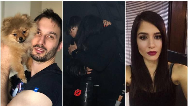 Karačić javno potvrdio vezu: Pao u zagrljaj djevojke Dušice