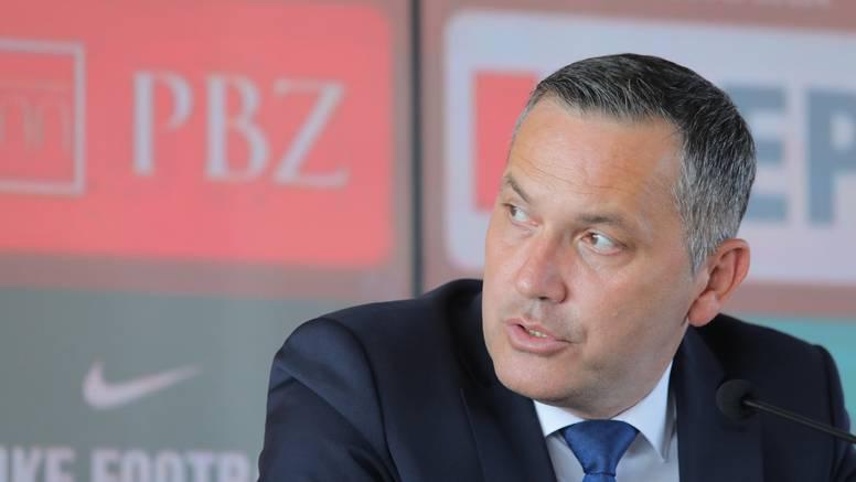 Kustić: Zdravko Mamić nema utjecaja u HNS-u, potrudit ćemo se da se izgradi novi stadion!