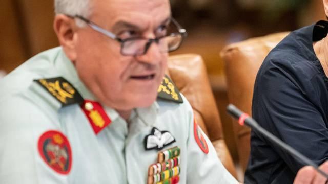 Minister of Defence Kramp-Karrenbauer in Jordan