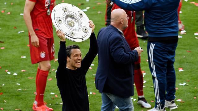 Predsjednik Bayerna: Kovačev ostanak nikad nije bio upitan