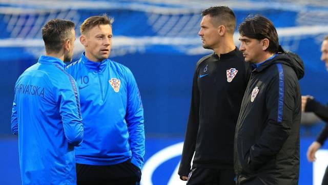 'Lovren će se priključiti u Splitu, a priliku dajem dvojici golmana'