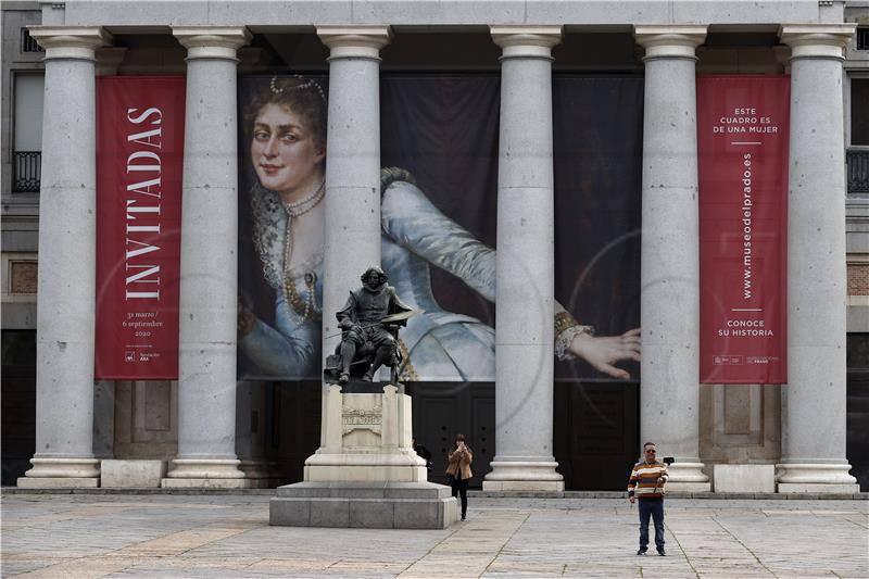 Danas je nakon duge izolacije otvoren muzej Prado u Madridu