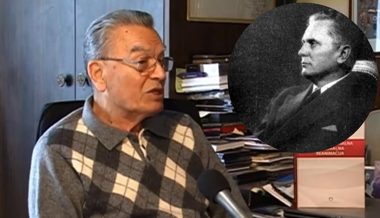 Umro liječnik Predrag Lalević: On je Titu isključio aparate....