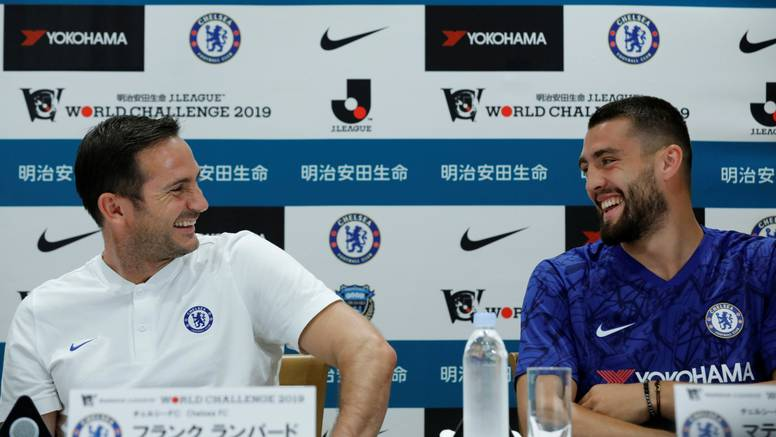 Kovačić bocnuo Lamparda: On je sjajan tip, ali nije lako s njim