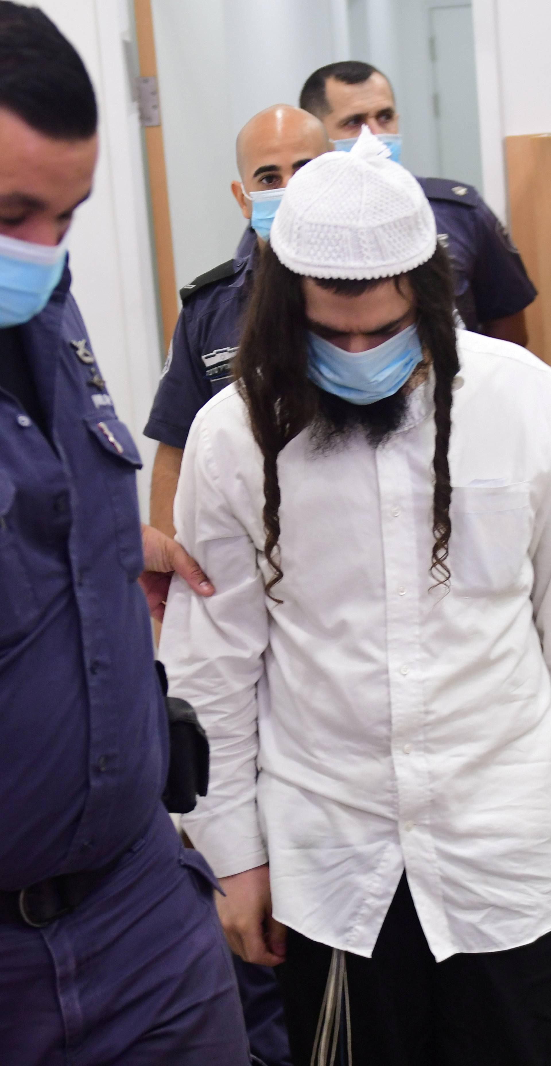 Židovski imigrant osuđen zbog ubojstva palestinske obitelji