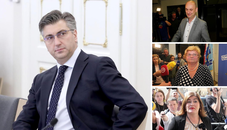 'Hvala svim bivšim ministrima, a sad je pred nama puno rada'