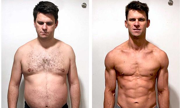 Samo se drogirao i pio, onda je odlučio prestati i izgubio 28 kg