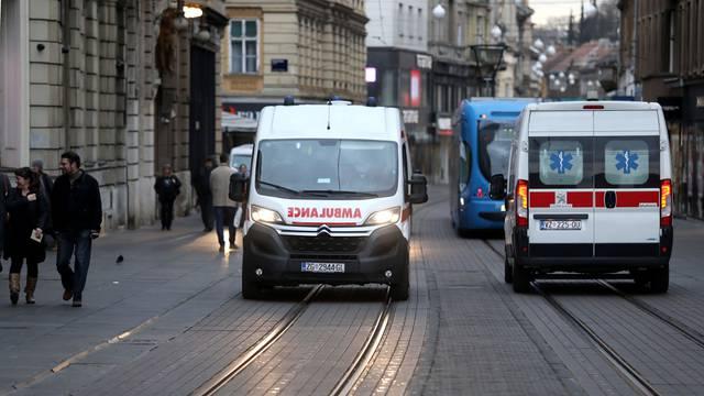 Zagreb: Sanitetski prijevoz sutra ide u štrajk