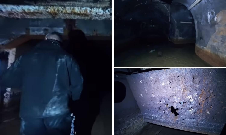 Naišli na rupu u zidu pa otkrili tajne nacističke tunele i sobu...