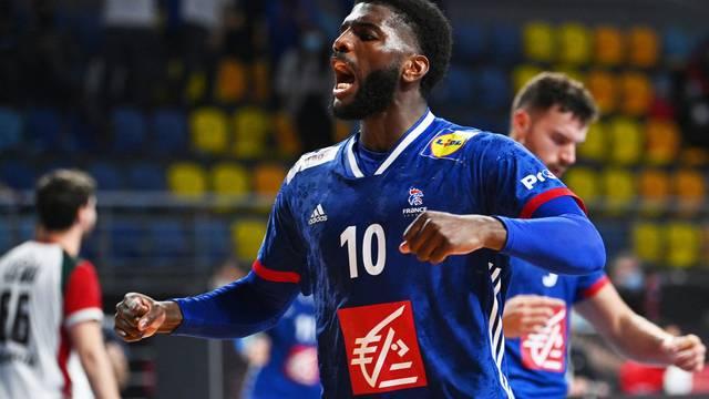 2021 IHF Handball World Championship - Quarter Final - France v Hungary