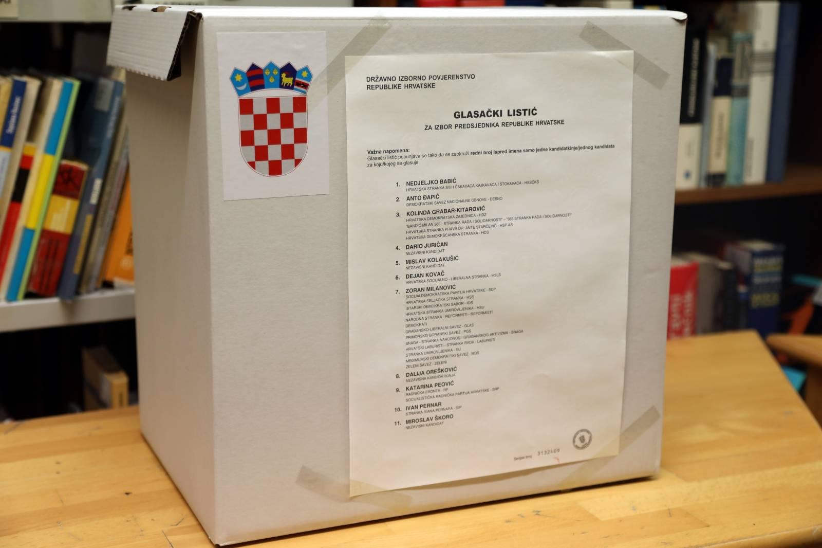 Građani u Sisku izašli na izbore